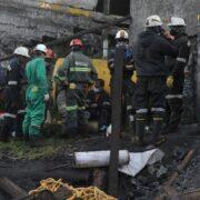 Al menos 12 fallecidos en explosión de mina carbonera en Colombia