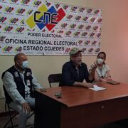 Calzadilla confirmó más de 17.000 postulaciones para elecciones del 21-N