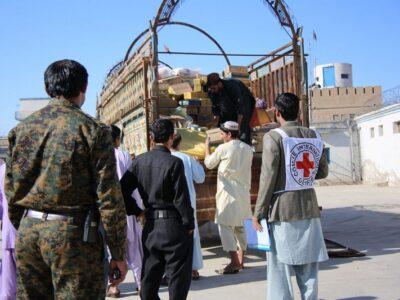 Cruz Roja asegura que mantendrá su labor humanitaria en Afganistán