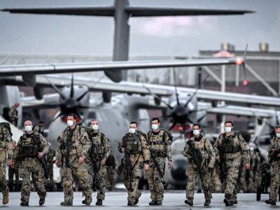 EE.UU. ejecutó ataque con drones contra el Estado Islámico en Afganistán