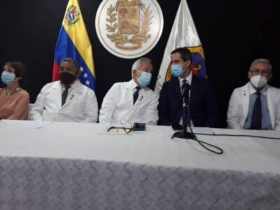 FMV en su 76 aniversario homenajeó a 530 médicos fallecidos por Covid-19