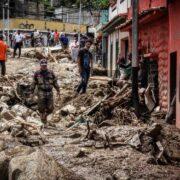 Lluvias en el estado Mérida dejan 15 fallecidos