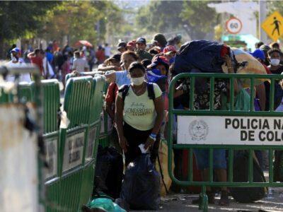 Más de 230.000 venezolanos en Colombia tramitaron el registro biométrico del ETP