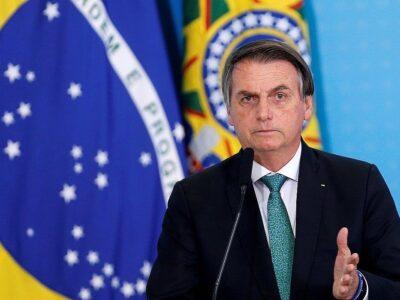 Multan nuevamente a Bolsonaro por incumplimiento de medidas sanitarias contra el Covid-19