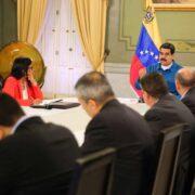 Nicolás Maduro modificó su gabinete ejecutivo