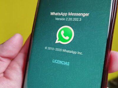 Whatsapp extenderá el plazo para eliminar los mensajes