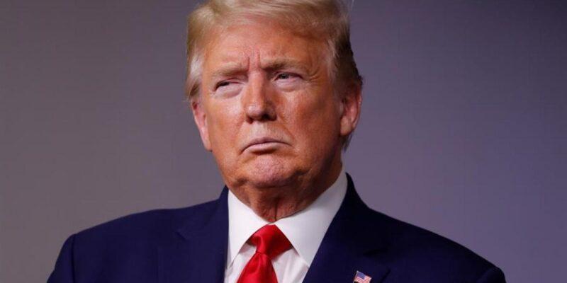 """Trump acusó a Biden de no haber hecho una salida """"digna"""" de Afganistán"""