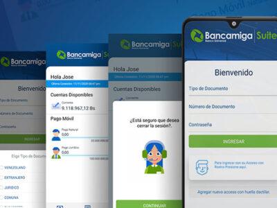 Esta innovación de la institución hace que el Internet Banking sea ahora más intuitivo, amigable y fácil de usar