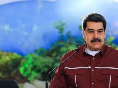 Maduro insistió en un dialogo directo con EE.UU.
