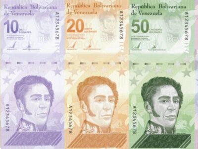 ¿Cómo redondear los nuevos bolívares que entrarán en circulación?