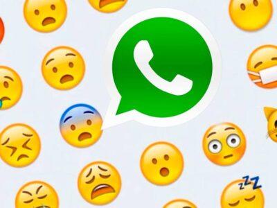 WhatsApp incorporará los emojis como reacción a los chats