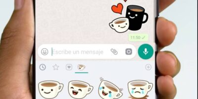 Whatsapp aplicará stickers con fotos del celular