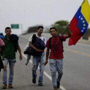 Migración venezolana oscila los 6 millones, según la ONU