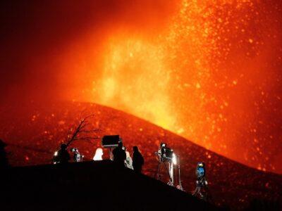 Volcán canario se estabiliza tras una semana en erupción
