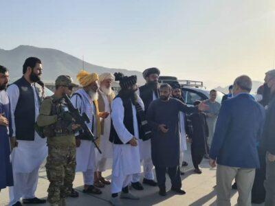Alto comisionado de ACNUR visita Afganistán en plena crisis