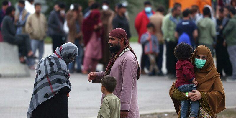 Talibanes aplauden decisión de EE.UU. de facilitar flujo de ayuda humanitaria