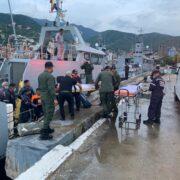 Continúa búsqueda de desaparecidos del naufragio Higuerote-La Tortuga