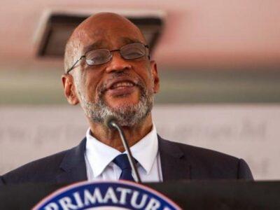 El primer ministro de Haití anunció la destitución del fiscal Bel-Ford Claude