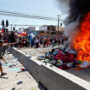 Fiscalía de Chile abre investigación por ataque a migrantes venezolanos