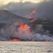 Registran 79 terremotos en volcán de La Palma