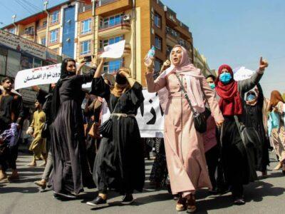 Nuevas protestas en Afganistán pese a la prohibición de los talibanes