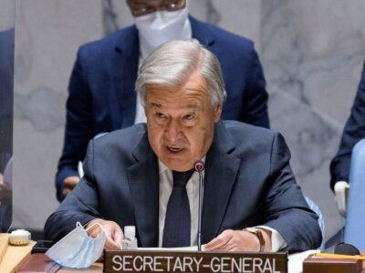 DOBLE LLAVE - ONU celebra una conferencia internacional para evitar una nueva crisis humanitaria en Afganistán
