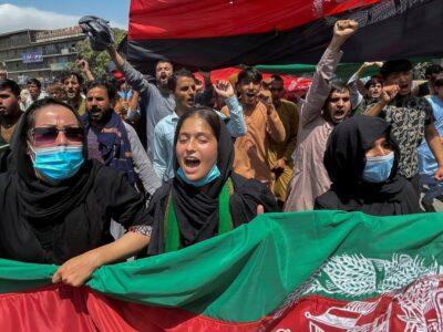 ONU denuncia creciente represión de los talibanes a manifestantes