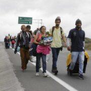 Plan para migrantes venezolanos en Ecuador busca incorporación social
