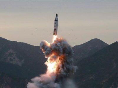 Pyongyang pone a prueba a Seúl lanzando otro misil