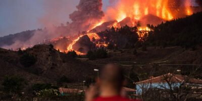 Aumenta la sismicidad en el volcán de La Palma