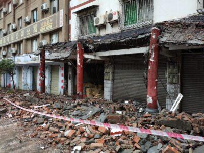 Sismo de magnitud 6 dejó tres muertos y 60 heridos en China