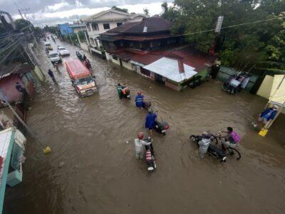 Tifón Conson deja 12 desaparecidos y 12.000 afectados en Filipinas