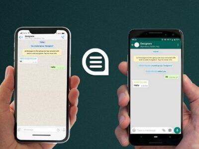 La empresa de mensajería informó que esta herramienta también se extenderá próximamente a otros smartphones