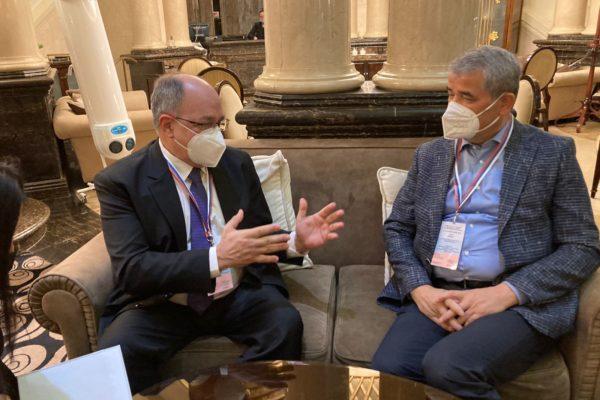 Rector del CNE invitó a Rusia y Turquía a presenciar las próximas elecciones