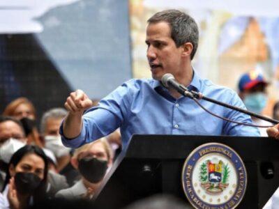 Guaidó pidió la activación de la calle para exigir condiciones electoral