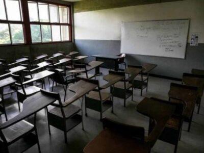 Advierten que no hay condiciones sanitarias para iniciar las clases