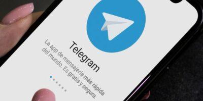 Telegram grabará las emisiones en directo