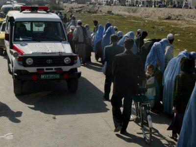 """DOBLE LLAVE – Agencias de la ONU acuerdan """"no escatimar esfuerzos"""" para asistencia sanitaria en Afganistán"""