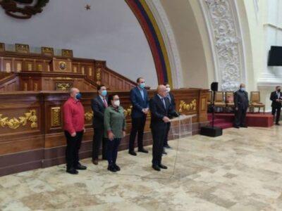 Oficialismo propuso la incorporación de Álex Saab en las negociaciones de México