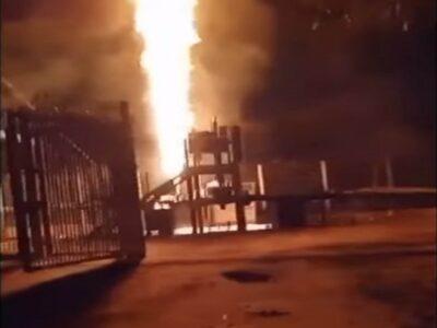 DOBLE LLAVE- Un hombre falleció tras explosión en poliducto de PDSA Yaracuy