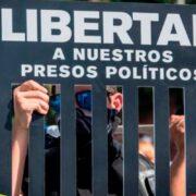 Foro Penal contabilizó 261 presos políticos en Venezuela
