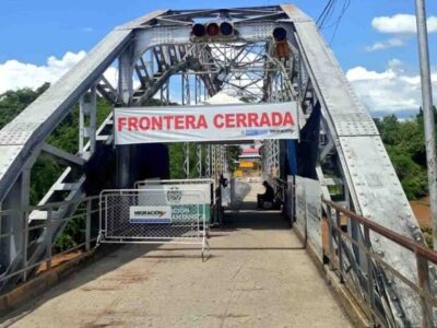 Doble Llave - Colombia y Venezuela ultiman detalles para reabrir el paso peatonal fronterizo