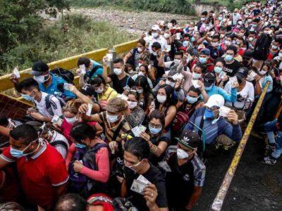Doble Llave - Más de seis millones de personas migraron de Venezuela, según la ONU