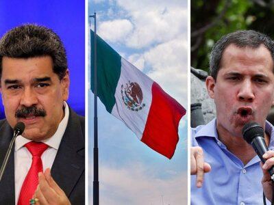 Se reanuda negociación entre el gobierno y la oposición venezolana en México