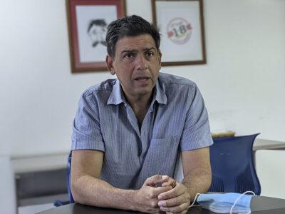 Ocariz descartó que su candidatura en Miranda fuese una imposición de la MUD