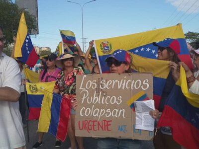 OVCS registró 566 protestas por servicios públicos en el país