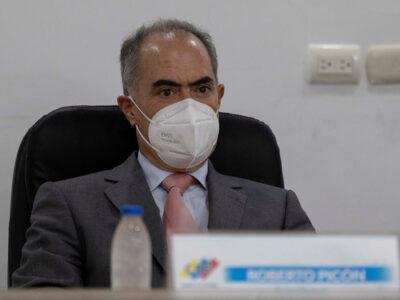 Rector Picón ratificó que será garantizado el voto secreto