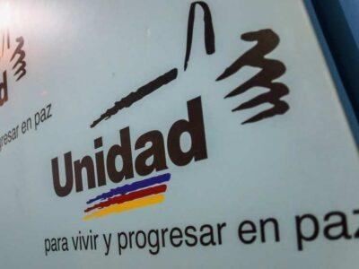MUD inscribió a José Ramón Arias como candidato a la alcaldía de Maracay