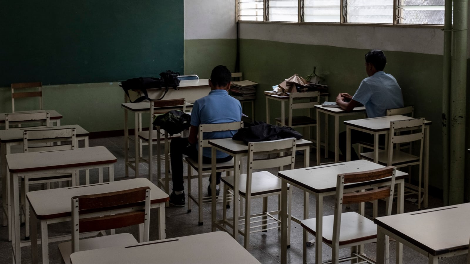 DOBLE LLAVE - Sector educativo resalta que no hay condiciones para volver a clases presenciales