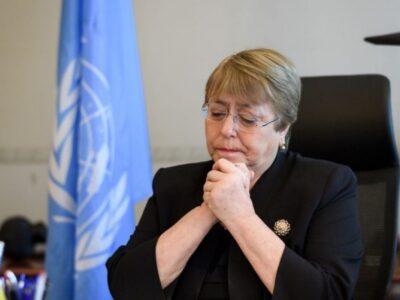 Bachelet pidió una investigación sobre la muerte de Baduel